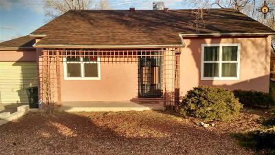 Gallup Single Family Home Active, U/C-Take Back Ups: 511 Sunset