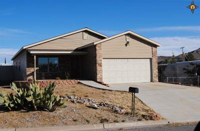 Sierra County Single Family Home For Sale: 819 Magnolia