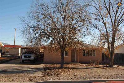 Sierra County Single Family Home For Sale: 712 Olivo