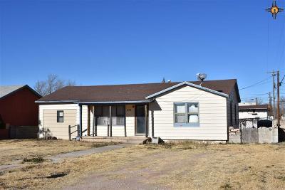 Lovington Single Family Home For Sale: 514 W Ave H