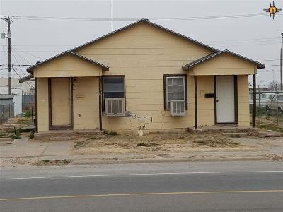 Portales Multi Family Home For Sale: 709 & 711 E Third Street