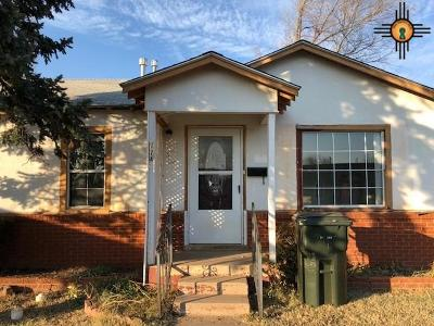 Clovis NM Single Family Home For Sale: $37,000