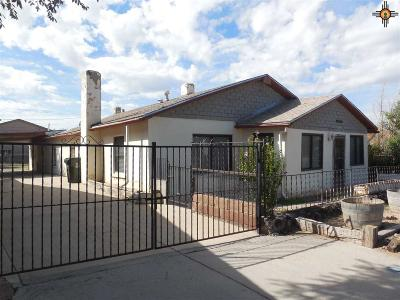 Single Family Home For Sale: 210 E Jefferson Ave.
