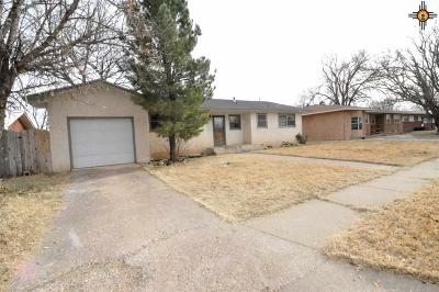 Portales Single Family Home For Sale: 205 New Mexico