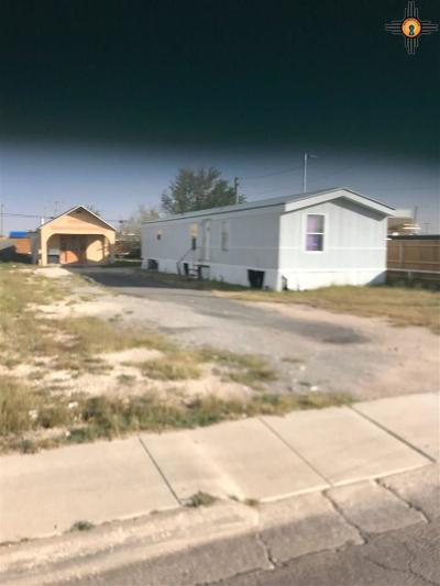 Hobbs NM Manufactured Home For Sale: $70,000