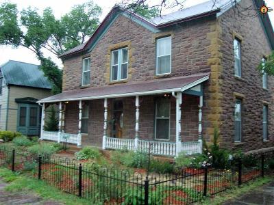 Las Vegas Single Family Home For Sale: 725 Jackson Street