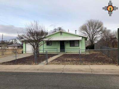 Las Vegas Single Family Home For Sale: 1218 2nd Street