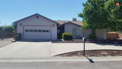 Sierra County Single Family Home For Sale: 902 Yucca