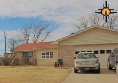 Lovington Single Family Home For Sale: 1500 S 16th St.