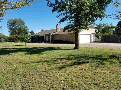 Clovis Single Family Home For Sale: 5121 N Norris