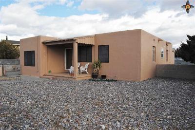 Sierra County Single Family Home For Sale: 909 Locust