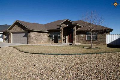 Curry County Single Family Home For Sale: 3809 Woodlark