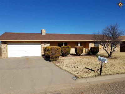 Clovis Single Family Home For Sale: 508 Rosewood