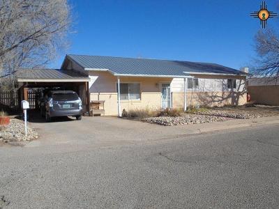 Las Vegas Single Family Home For Sale: 3332 Luna Drive