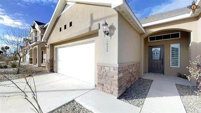 Hobbs Single Family Home For Sale: 5020 W Big Red Rd