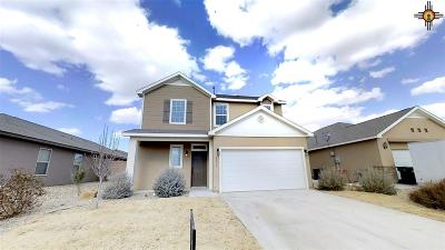 Hobbs Single Family Home For Sale: 5004 W Hardtack Rd
