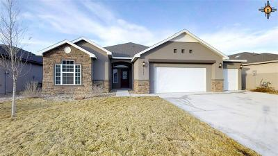 Hobbs Single Family Home For Sale: 5024 Steel Driver Rd