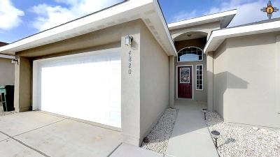 Hobbs Single Family Home For Sale: 4820 W Hardtack Road