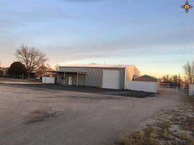 Roosevelt County Commercial For Sale: 42515 Us Hwy 70