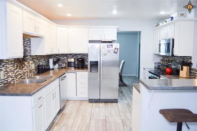 Portales Single Family Home For Sale: 1720 S Avenue M