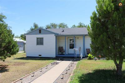 Carlsbad NM Single Family Home For Sale: $136,900