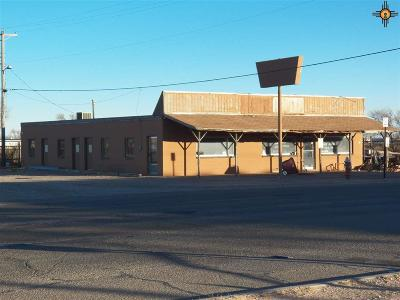 Curry County Commercial For Sale: 501 S Hull