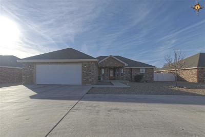 Portales Single Family Home For Sale: 406 E University