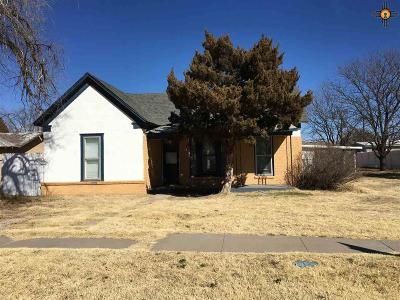 Portales Single Family Home For Sale: 309 S Avenue F