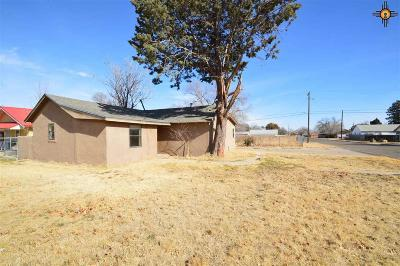 Clovis Single Family Home For Sale: 1601 Axtell St.