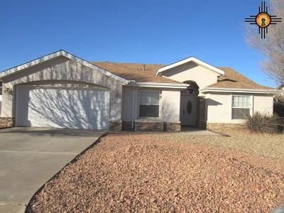 Clovis Single Family Home For Sale: 3004 Hammond