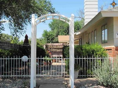 Clovis Single Family Home For Sale: 801 Walnut (A)