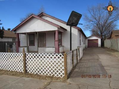 Clovis Single Family Home For Sale: 1104 Ross Street