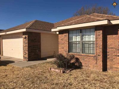 Clovis Single Family Home For Sale: 1012 Stanton Place