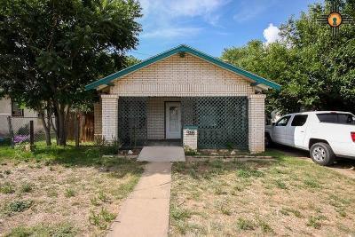 Clovis Single Family Home For Sale: 316 E 7th