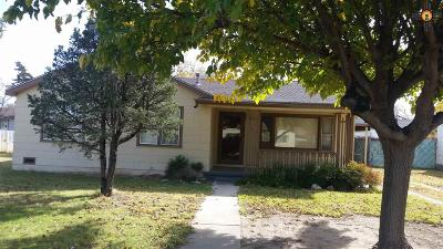 Hobbs NM Single Family Home For Sale: $92,500