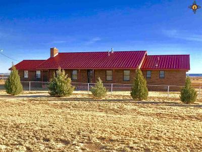 Tucumcari Single Family Home For Sale: 3544 E Route 66