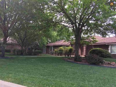 Clovis Single Family Home For Sale: 201 Sandzen