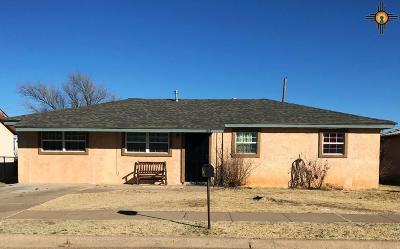 Clovis Single Family Home For Sale: 1017 Cypress