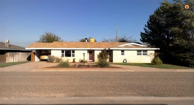 Portales Single Family Home For Sale: 221 Utah Dr.