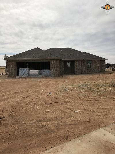 Portales Single Family Home For Sale: 105 Crest Pointe Dr