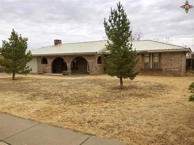 Tucumcari Single Family Home For Sale: 2318 SE 4th Street