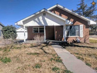 Portales Single Family Home For Sale: 900 W 16th Lane