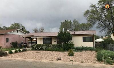 Las Vegas Single Family Home For Sale: 731 Dalbey Drive