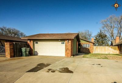 Clovis Single Family Home For Sale: 1812 Colonial Parkway