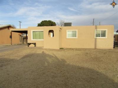 Hobbs Single Family Home For Sale: 1308 N San Andres