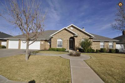 Clovis NM Single Family Home For Sale: $373,000