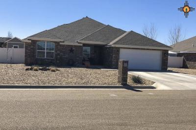Portales Single Family Home For Sale: 418 E University Drive