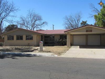 Hobbs Single Family Home For Sale: 811 Pinon Dr.