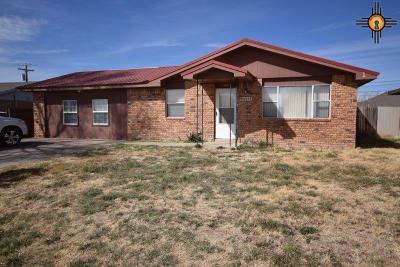 Portales Single Family Home For Sale: 2117 E 3rd Street