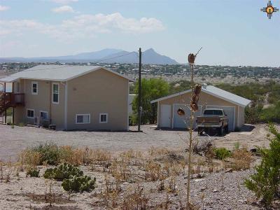 Sierra County Single Family Home For Sale: 51 Marina